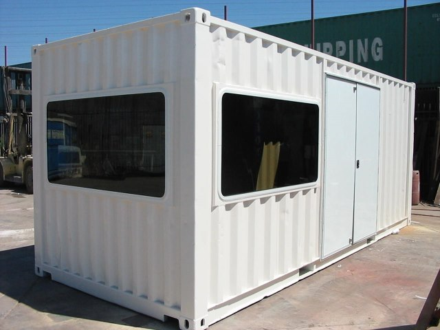 20ft Commutation Center Container