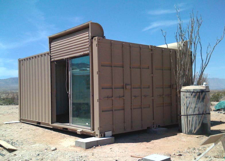 20ft Container Cabin
