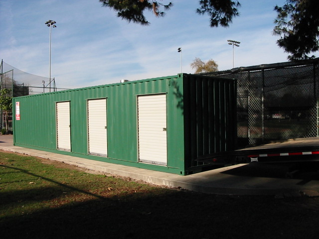 40ft Mini Storage Container